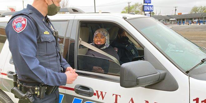 Ikram-police